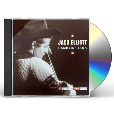 Jack Elliott RAMBLIN JACK CD