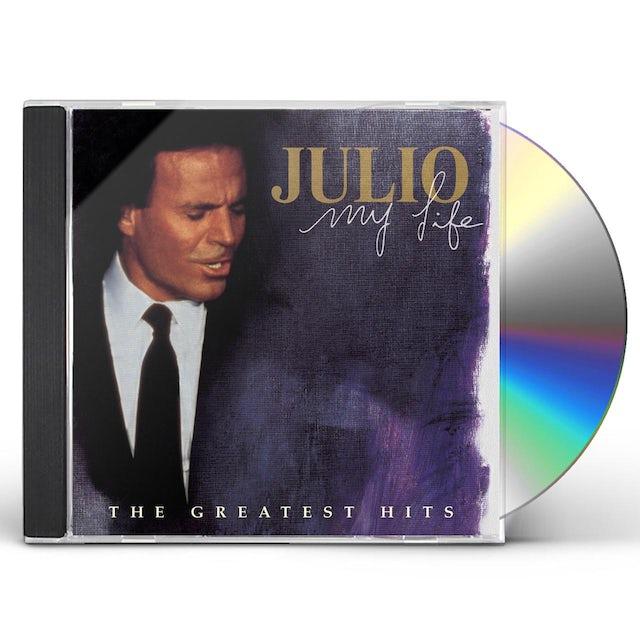 Julio Iglesias MY LIFE: GREATEST HITS CD