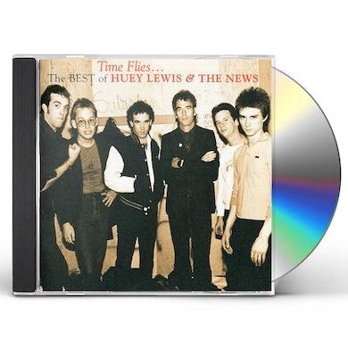 Huey Lewis BEST CD