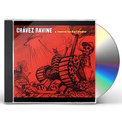 Ry Cooder CHAVEZ RAVINE CD
