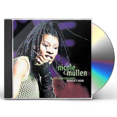 LIVE IN CINCINNATI: BRINGING IT HOME CD