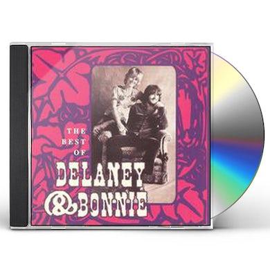 Delaney & Bonnie BEST OF CD