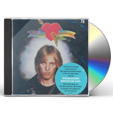 Tom Petty and the Heartbreakers CD