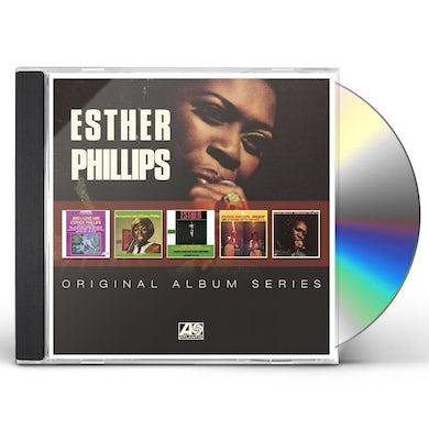 Esther Phillips ORIGINAL ALBUM SERIES CD