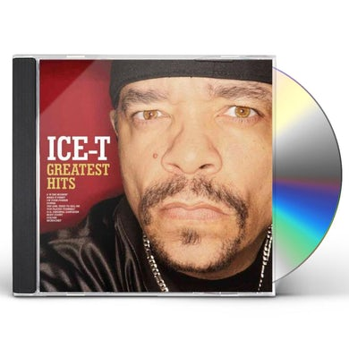 ICE-T GREATEST HITS CD