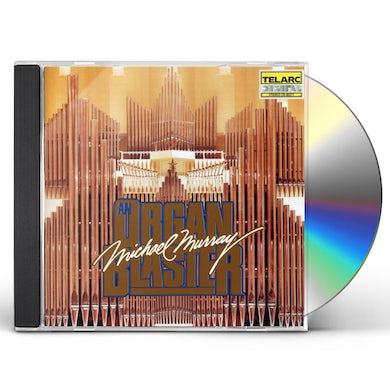 ORGAN BLASTER SAMPLER / BEST OF MICHAEL MURRAY CD