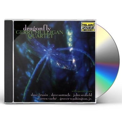 Gerry Mulligan DRAGONFLY CD