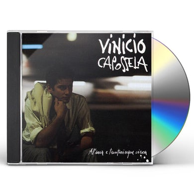 Vinicio Capossela ALL'UNA E 35 CIRCA CD