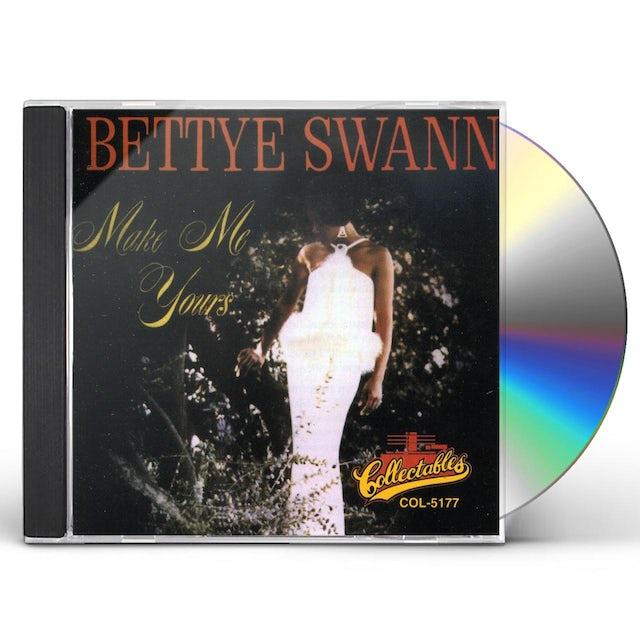 Bettye Swann MAKE ME YOURS: GOLDEN CLASSICS CD