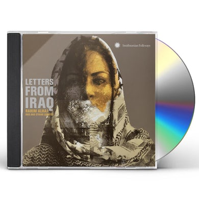 LETTERS FROM IRAQ: OUD & STRING QUINTET CD