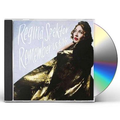 Regina Spektor Remember Us to Life [Deluxe] [Slipcase] * CD