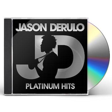 Jason Derulo PLATINUM HITS CD