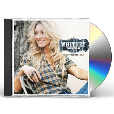 Whitney Duncan RIGHT ROAD NOW CD