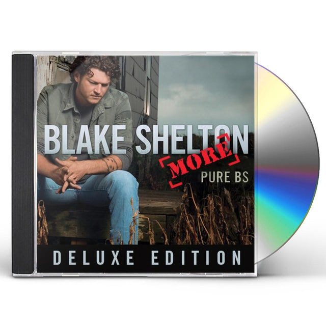 Blake Shelton PURE BS CD