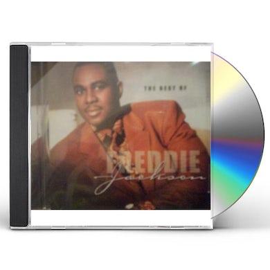 freddie jackson BEST OF CD