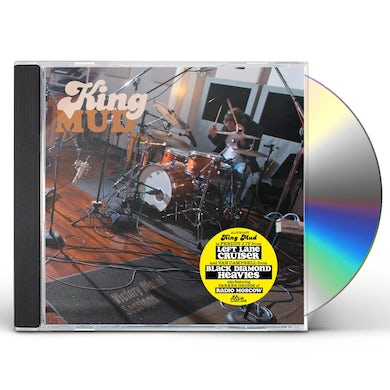 KING MUD VICTORY MOTEL SESSIONS CD