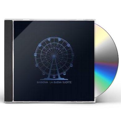 Shinova LA BUENA SUERTE CD