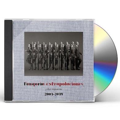Fangoria EXTRAPOLACIONES Y DOS RESPUESTAS 2001-2019 CD