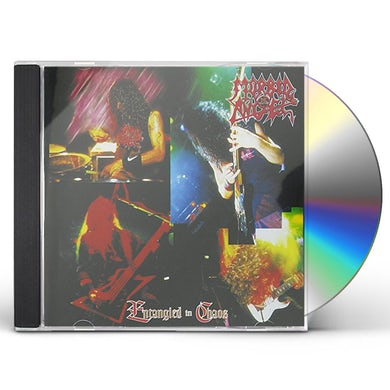 Morbid Angel ENTANGLED IN CHAOS CD