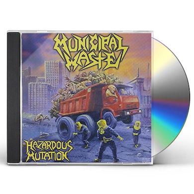 Municipal Waste HAZARDOUS MUTATION CD