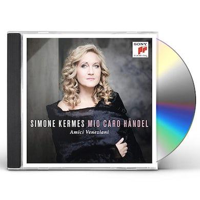 Simone Kermes MIO CARO HANDEL CD