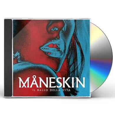 Maneskin IL BALLO DELLA VITA CD
