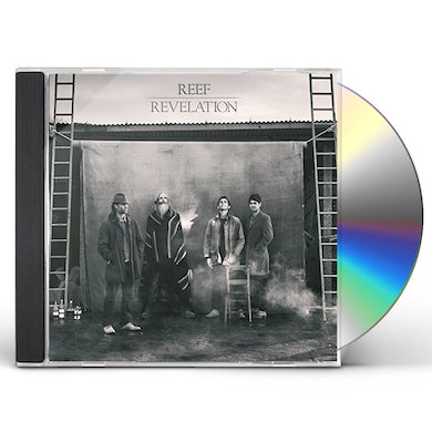 Reef REVELATION CD