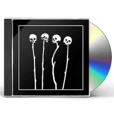 Gnaw Their Tongues GENOCIDAL MAJESTY CD