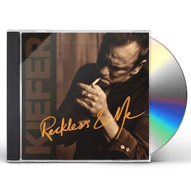 Kiefer Sutherland RECKLESS & ME CD