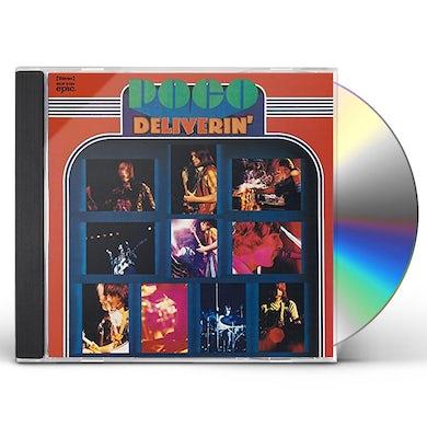 Poco DELIVERIN CD