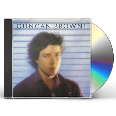 Duncan Browne STREETS OF FIRE CD