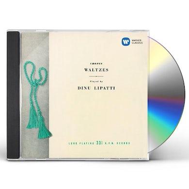 Dinu Lipatti CHOPIN: 14 WALTZES CD