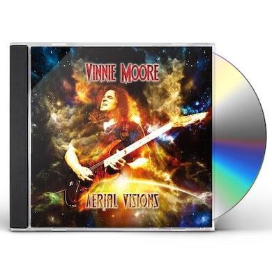 Vinnie Moore AERIAL VISIONS CD
