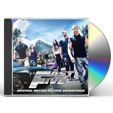 FAST & FURIOUS / O.S.T. FAST & FURIOUS 5 / Original Soundtrack CD