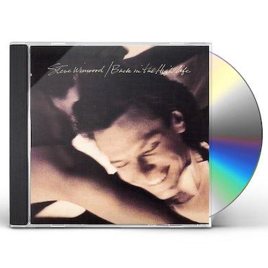 Steve Winwood BACK IN HIGH LIFE CD