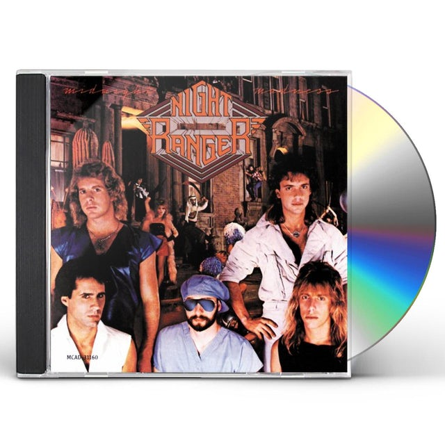 Night Ranger MIDNIGHT MADNESS CD
