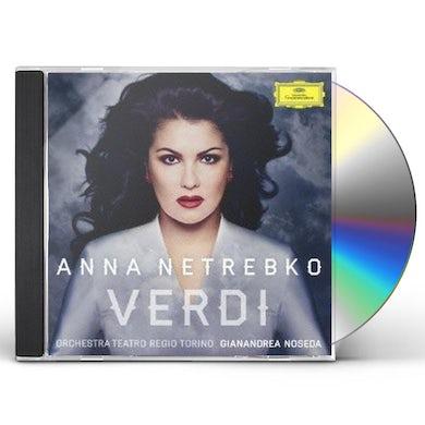 Anna Netrebko EROINA-VERDI SCENES & ARIAS CD