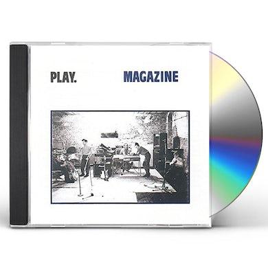 Magazine PLAY CD