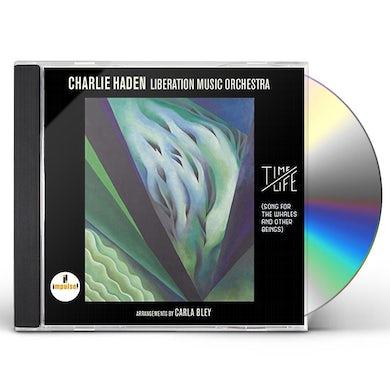 Charlie Haden TIME / LIFE CD