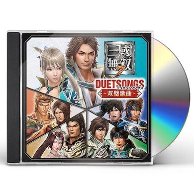 Game Music SHIN.SANGOKUMUSOU 7 DUET SONGS / Original Soundtrack CD