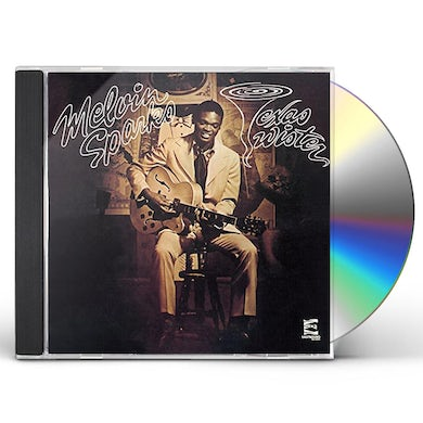 Melvin Sparks TEXAS TWISTER: LIMITED CD