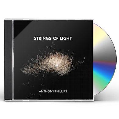 Anthony Phillips STRINGS OF LIGHT CD