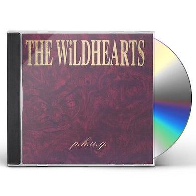 The Wildhearts P.H.U.Q. CD