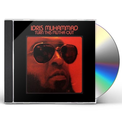 Idris Muhammad TURN THIS MUTHA OUT CD