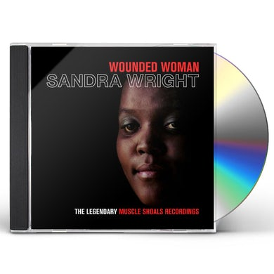 WOUNDED WOMAN CD