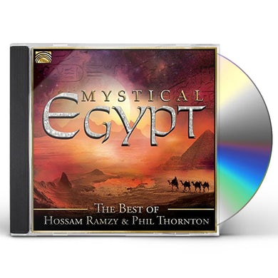 HOSSAM RAMZY MYSTICAL EGYPT CD