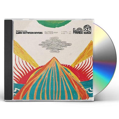 MYTHIC SUNSHIP LAND BETWEEN RIVERS CD