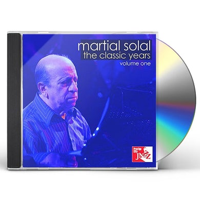 Martial Solal CLASSIC YEARS VOL 1 CD
