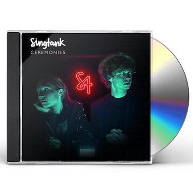 Singtank CEREMONIES CD