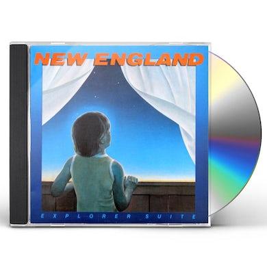 New England EXPLORER SUITE CD
